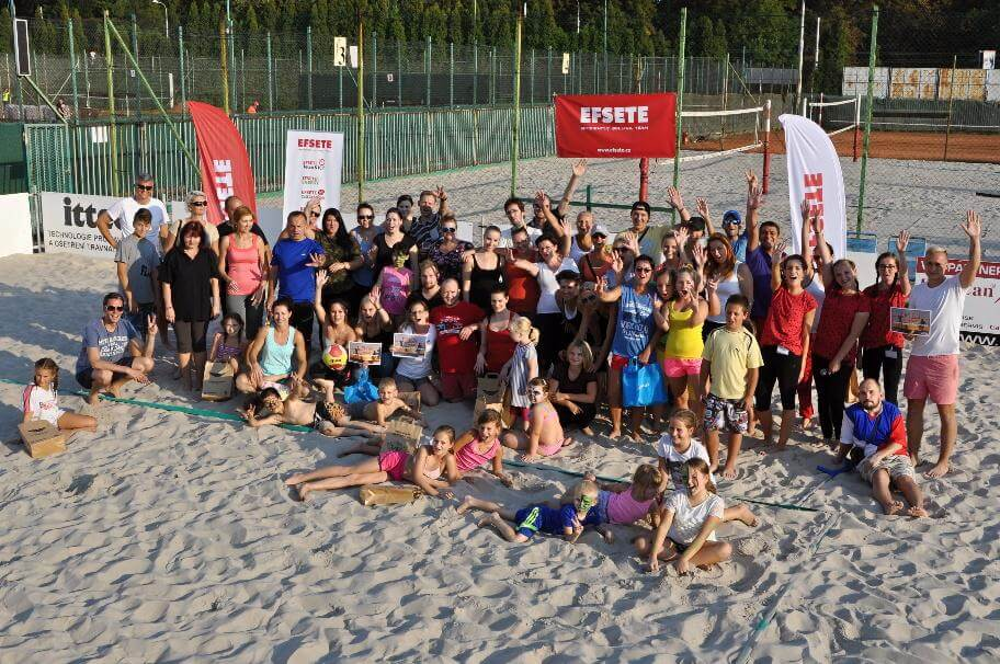 EFSETE sports day: Let´s enjoy a company event with our families! 2016