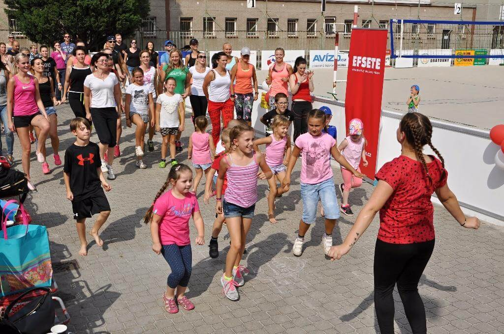 EFSETE sports day: Let´s warm-up!